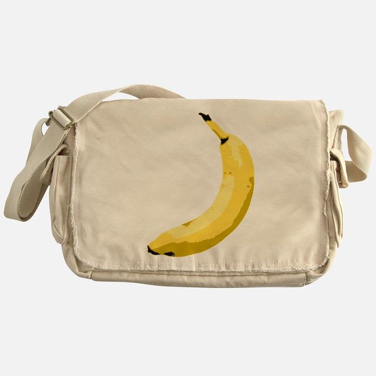 Banana Messenger Bag