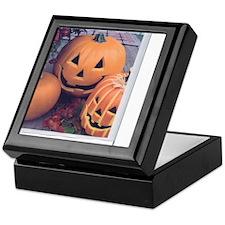 Cute Halloween Keepsake Box