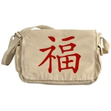 Good Fortune Messenger Bag