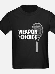 Tennis - Weapon T