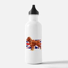 Cocker Spaniel Water Bottle