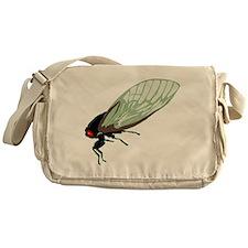 Cicada Messenger Bag