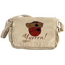 Yarrrn Messenger Bag