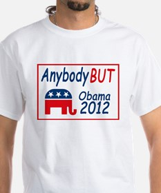 Anybody But Obama Shirt