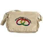 Marriage Equality Messenger Bag