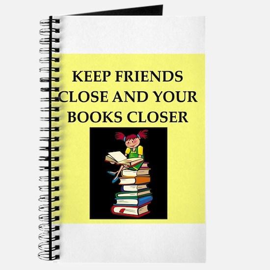 book lovers joke Journal