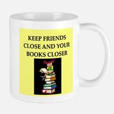 book lovers joke Mug