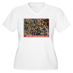 Comic-Con Meetup - July 23, 2011 T-Shirt