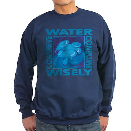 Water Conservation Sweatshirt (dark)