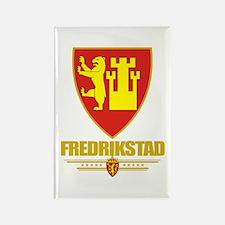 Fredrikstad Rectangle Magnet
