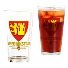 Fredrikstad Drinking Glass