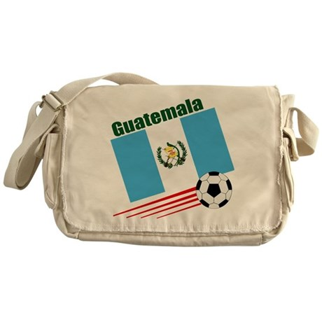 Guatemala Soccer Team Messenger Bag