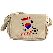 Korea Soccer Team Messenger Bag