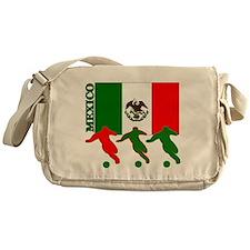 Soccer Mexico Messenger Bag