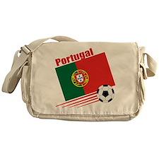 Portugal Soccer Team Messenger Bag