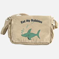 Eat My Bubbles Messenger Bag