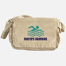 Masters Swimmers Messenger Bag