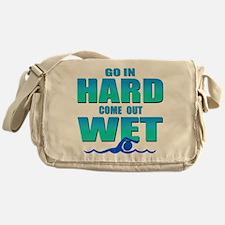 Go In Hard Messenger Bag