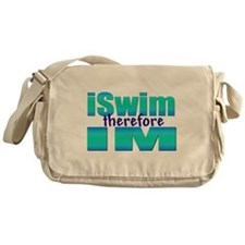 iSwim therefore IM Messenger Bag