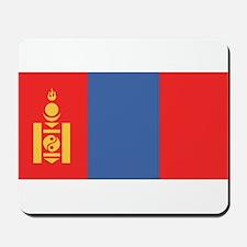 Mongolian Flag Mousepad