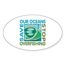 Save Our Oceans Decal