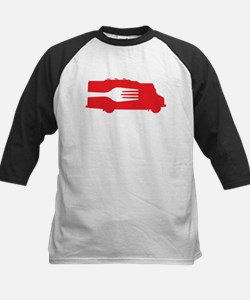 Food Truck: Side/Fork (Red) Tee