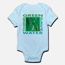 Water Conservation Infant Bodysuit