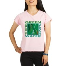 Water Conservation Performance Dry T-Shirt