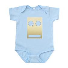 Everyday Shufflin Blockhead Infant Bodysuit