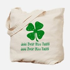 Personalize it - St. Patty's Day Tote Bag
