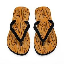 Go Tigers! Flip Flops