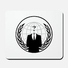 Anonymous International Mousepad