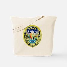 Mountain Home Police Tote Bag