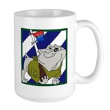 3rd infantry division Large Mugs (15 oz)