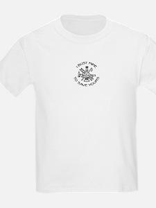 Bustin Mine Kids T-Shirt