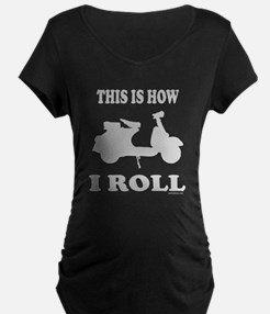 MOPED/SCOOTER T-Shirt