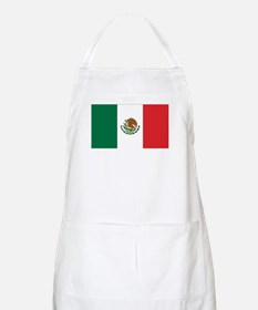 Mexican Flag BBQ Apron