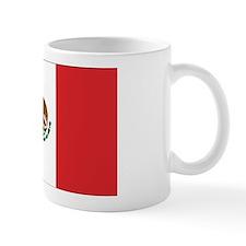 Mexican Flag Small Mug