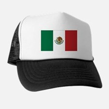 Mexican Flag Trucker Hat