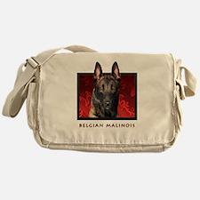 Belgian Malinois Messenger Bag