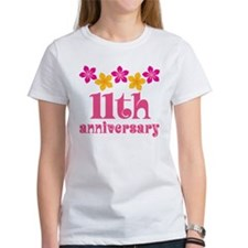 11th Anniversary Tropical Gift Tee
