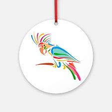 Bird101 Ornament (Round)
