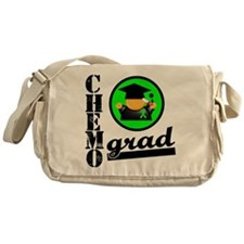 Chemo Grad Lymphoma Messenger Bag
