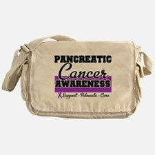 Pancreatic Cancer Messenger Bag