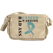 Prostate Cancer Warrior Messenger Bag