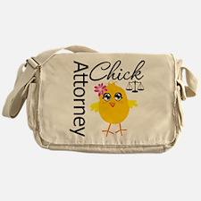 Attorney Chick Messenger Bag