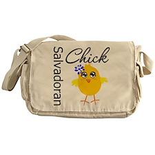 Salvadoran Chick Messenger Bag