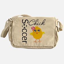 Soccer Chick v2 Messenger Bag