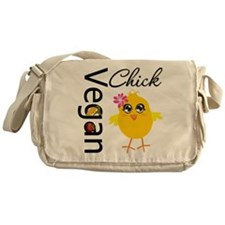 Vegan Chick Messenger Bag