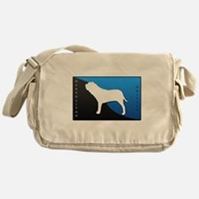 Neapolitan Mastiff Messenger Bag